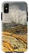 Point Lobos Wave IPhone X Tough Case