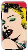 Pop Art IPhone X Tough Case
