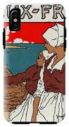 Poster Sardines, 1899 IPhone X Tough Case