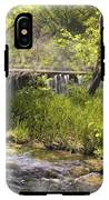 Pristine Forest Stream IPhone X Tough Case
