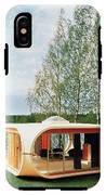 Prototype Of Polykem Molded House IPhone X Tough Case