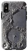 Ptolemaeus And Alphonsus Craters IPhone X Tough Case