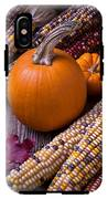 Pumpkins And Corn IPhone X Tough Case