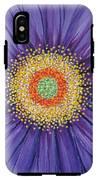 Purple Fusion IPhone X Tough Case