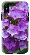 Purple Royale IPhone X Tough Case