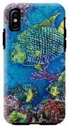 Queen Of The Sea IPhone X Tough Case