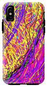 Rainbow Divine Fire Light IPhone X Tough Case