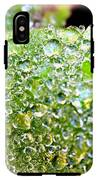 Lambs Ear Raindrops IPhone X Tough Case