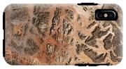 Ram Desert Transjordanian Plateau Jordan IPhone X Tough Case