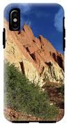 Red Rocks 4 IPhone X Tough Case