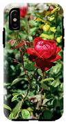 Red Rose. IPhone X Tough Case