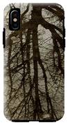 Reflection. Tree. IPhone X Tough Case