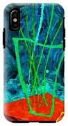 Rhapsody In Blue IPhone X Tough Case