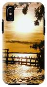 River Acres Jaynes Sunset IPhone X Tough Case