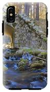 River And Bridge IPhone X Tough Case