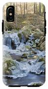 River In The Mountain IPhone X Tough Case