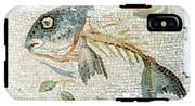 Roman Mosaic IPhone X Tough Case