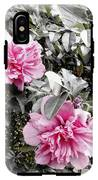 Rose Of Sharon-vintage Warmth IPhone X Tough Case