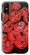 Roses IPhone X Tough Case