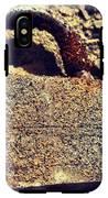 Rusted Lock IPhone X Tough Case