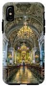 San Agustin Church  IPhone X Tough Case
