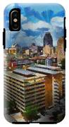 San Antonio IPhone X Tough Case