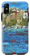 San Antonio Ibiza IPhone X Tough Case