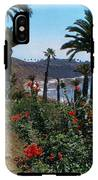 San Pedro Coast Line IPhone X Tough Case