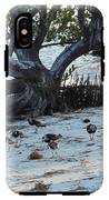 Sand Pipers At Beach IPhone X Tough Case