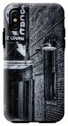 Scat Lounge In Cool Black And White IPhone X Tough Case