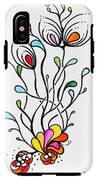 Sea Flowers IPhone X Tough Case
