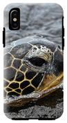 Sea Turtle Puako Tidepools IPhone X Tough Case