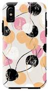 Seamless Background Pattern, With IPhone X Tough Case