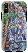 Secluded Waterfall IPhone X Tough Case