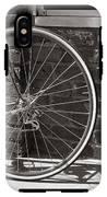 Shadow Wheel IPhone X Tough Case