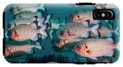 Shadowfin Soldierfish IPhone X Tough Case