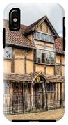 Shakespeare's Birthplace IPhone X Tough Case