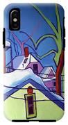 Sheffield Winter IPhone X Tough Case