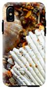 Shells On Sand IPhone X Tough Case