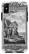 Siege Of Gibraltar, 1782 IPhone X Tough Case