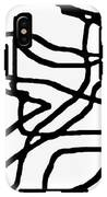 Sketch 17 IPhone X Tough Case