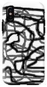 Sketch 20 IPhone X Tough Case