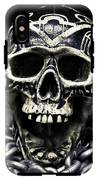 Skull And Chains IPhone X Tough Case
