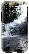 Small Falls IPhone X Tough Case