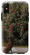 Smell The Flowers IPhone X Tough Case