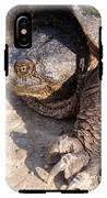Snapping Turtle IPhone X Tough Case