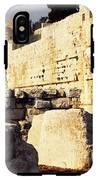Southern Temple Mount IPhone X Tough Case