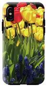 Spring Garden Sunshine Square IPhone X Tough Case