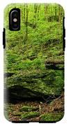 Spring Green  IPhone X Tough Case