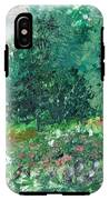 Spring Rain IPhone X Tough Case